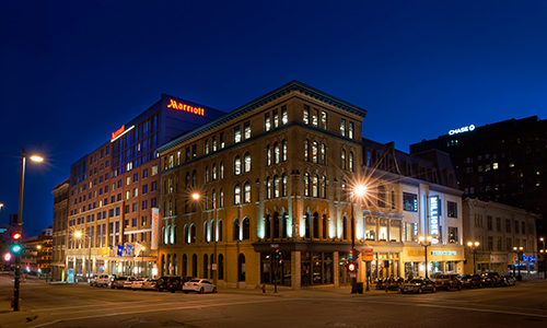 Marriott Milwaukee Downtown