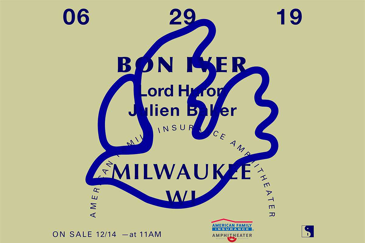 Bon Iver with Lord Huron & Julien Baker