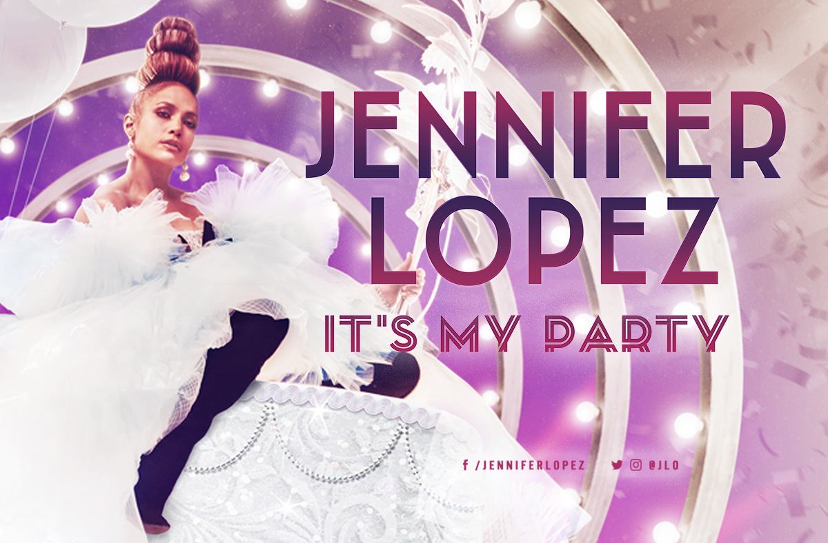 Resultado de imagen para jlo it's my party tour