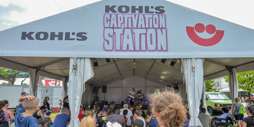 Kohl's Captivation Station