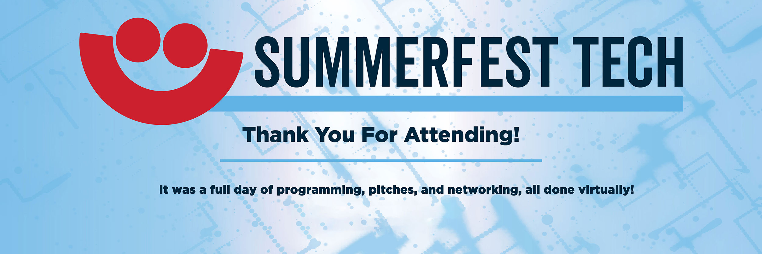 Summerfest Tech 2020 Thank You