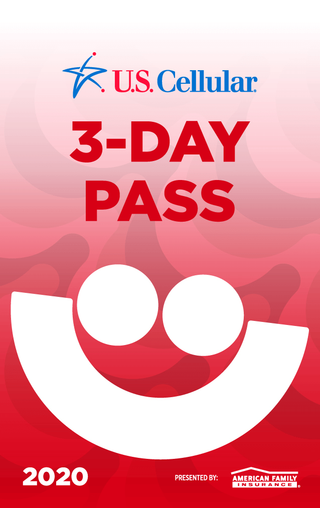U.S. CELLULAR<sup>®</sup> 3-DAY PASS