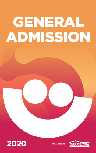 GENERAL ADMISSION SINGLE DAY