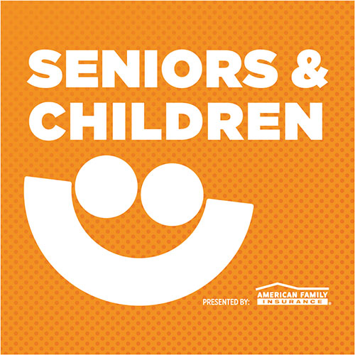 Seniors and Children